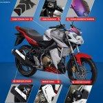 Yamaha V-Ixion Advance Special Edition 2016