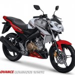 Yamaha V-Ixion White 2016