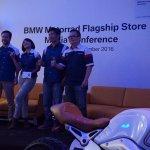 BMW Motorrad flagship store Indonesia