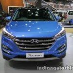 2016 Hyundai Tucson front at 2016 Thai Motor Expo