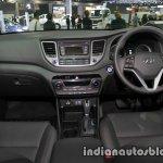 2016 Hyundai Tucson interior dashboard at 2016 Thai Motor Expo