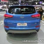 2016 Hyundai Tucson rear at 2016 Thai Motor Expo