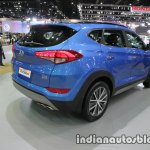 2016 Hyundai Tucson rear three quarters at 2016 Thai Motor Expo