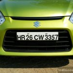 2016 Maruti Alto 800 (Facelift) grille Review