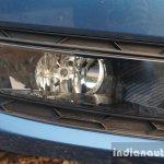2016 Skoda Rapid foglamp review