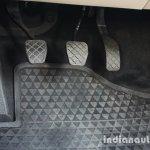 2016 Skoda Rapid pedals review