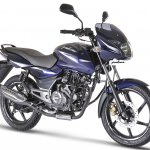 2017 Bajaj Pulsar 150 front three quarter right