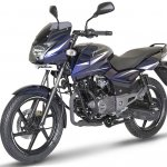 2017 Bajaj Pulsar 150 front three quarter