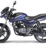 2017 Bajaj Pulsar 150 side left