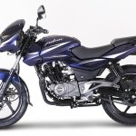 2017 Bajaj Pulsar 180 side left