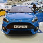 2017 Ford Focus RS front at 2016 Bologna Motor Show