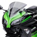 2017 Kawasaki Ninja 300 KRT edition headlamp studio