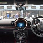 2017 MINI Clubman Cooper S dashboard