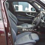 2017 MINI Clubman Cooper S front seats