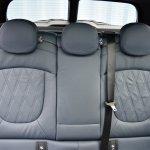 2017 MINI Clubman Cooper S rear seats