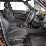 2017 MINI Clubman Cooper S with options front seats