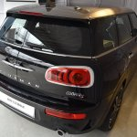 2017 MINI Clubman Cooper S with options rear three quarters right side