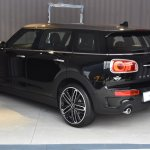 2017 MINI Clubman Cooper S with options rear three quarters