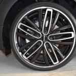 2017 MINI Clubman Cooper S with options wheel