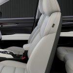 2017 Mazda CX-5 cabin
