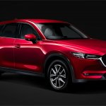 2017 Mazda CX-5 front three quarters front three quarters right side