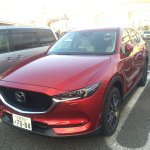 2017 Mazda CX-5 front three quarters left side third image
