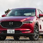 2017 Mazda CX-5 front three quarters left side