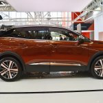2017 Peugeot 3008 at profile 2016 Bologna Motor Show