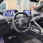 2017 Peugeot 3008 interior at 2016 Bologna Motor Show