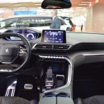 2017 Peugeot 3008 interior dashboard at 2016 Bologna Motor Show