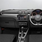 2017 Suzuki Swift dashboard third image