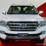 2017 Toyota Land Cruiser TRD front in Oman