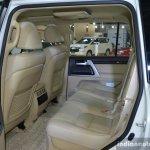 2017 Toyota Land Cruiser TRD rear cabin in Oman