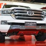 2017 Toyota Land Cruiser TRD skid plate in Oman