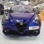 Alfa Romeo Mito Veloce front at 2016 Bologna Motor Show