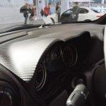 Alfa Romeo Mito Veloce instrument panel at 2016 Bologna Motor Show