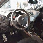 Alfa Romeo Mito Veloce interior at 2016 Bologna Motor Show