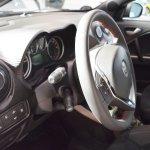 Alfa Romeo Mito Veloce interior detail at 2016 Bologna Motor Show