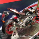 Aprilia RSV4 RF rear three quarter at Thai Motor Expo