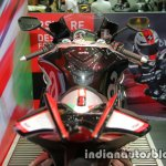 Aprilia RSV4 RF tank at Thai Motor Expo