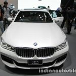 BMW 7 Series 730Ld MSport front at 2016 Thai Motor Expo