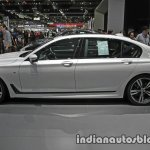 BMW 7 Series 730Ld MSport profile at 2016 Thai Motor Expo