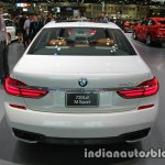 BMW 7 Series 730Ld MSport rear at 2016 Thai Motor Expo
