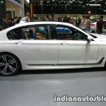 BMW 7 Series 730Ld MSport right side at 2016 Thai Motor Expo