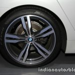 BMW 7 Series 730Ld MSport wheel at 2016 Thai Motor Expo