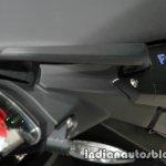 BMW F800R grab rail at Thai Motor Expo