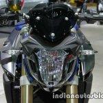 BMW F800R headlamp at Thai Motor Expo