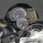 BMW F800R instrumentation at Thai Motor Expo