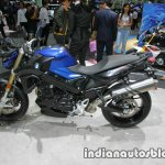 BMW F800R side at Thai Motor Expo