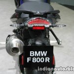 BMW F800R taillamp at Thai Motor Expo